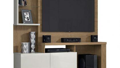 Painel para TV – Home Turin Smart Linea